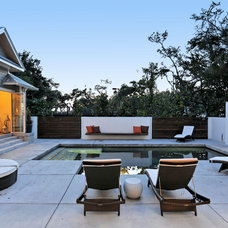Contemporary Pool by Onyx Development Group