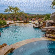 Tropical Pool by Artesian Custom Pools, INC