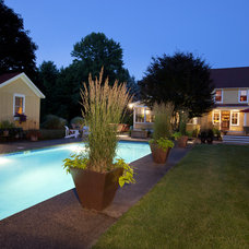 Traditional Pool by Michael Abrams Limited