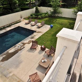 Idéer för en lantlig pool
