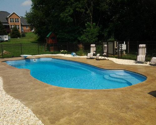 Premium pool design ideas renovations photos for Club piscine joliette inc
