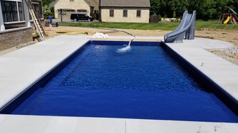 Finished Pools & Patios
