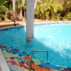 Tropical Pool by Farrell Design Assoc Inc,