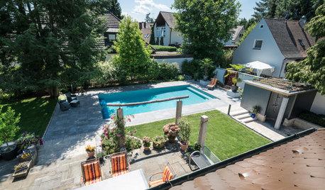 So kommen Sie zum eigenen Pool im Garten