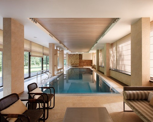 Eclectic Indoor Pool Idea In Moscow Part 51