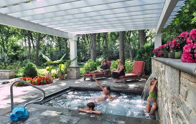 Zoom sur 4 petites piscines - Piscine pour petit espace ...