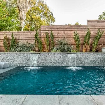 Formal Geometric Pool and Spa