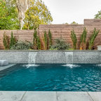 Carla Ridge Trousdale Estates Modern Pool Los
