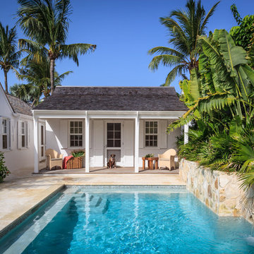 Fort Point Cottage, Harbour Island, The Bahamas