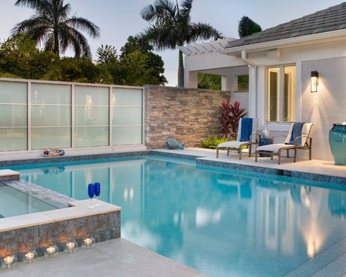 houzz pool design ideas remodel pictures - Pool Design Ideas