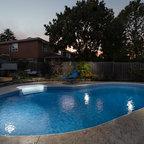 Gib San Pools Ltd Modern Pool Toronto By Gib