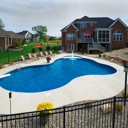 Louisville Pool Lighting Swimming Pool Design Ideas Pictures Remodel And Decor