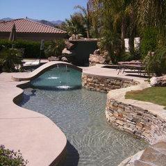 American Heritage Pool Corporation Palm Desert Ca Us 92255