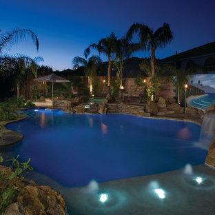 Freeform Pool & Spa - Rhodes Ranch - Las Vegas, NV