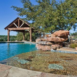 Freeform Pool - Bulverde, TX