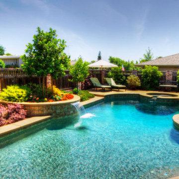 Freeform Swimming Pools
