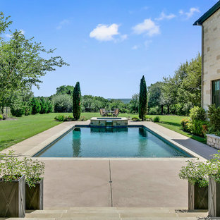 French Country by John Siemering Homes Austin TX