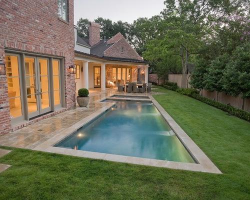 French country garden houzz for Capstone exterior design firm