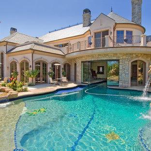 Indoor Outdoor Pool Design Houzz