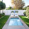 Фотоохота: 79 способов найти место бассейну на шести сотках