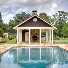 Farmhouse Pool by Historical Concepts