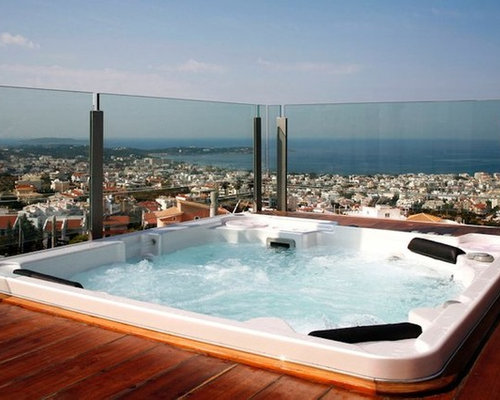 10 All-Time Favorite Small Rooftop Pool Ideas & Remodeling Photos ...