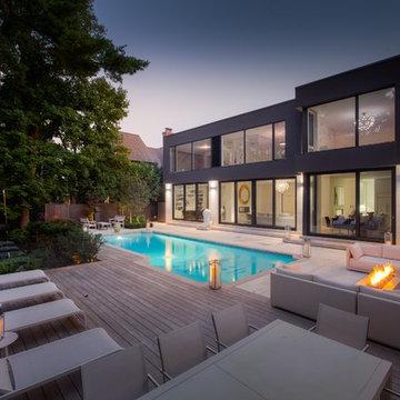Gallery - Geometric Concrete Pools