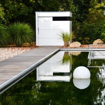 @gart zwei - Design Gartenhaus in München