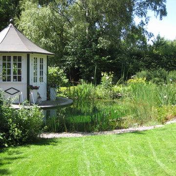 Garten in Bad Kissingen