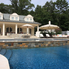Traditional Pool by Conte & Conte, LLC