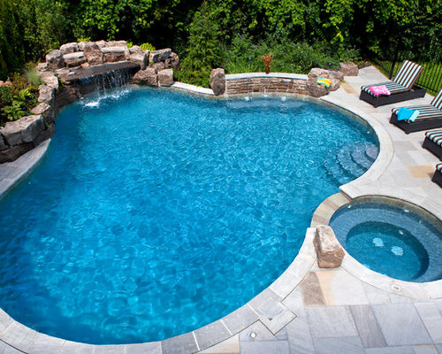 Kidney Shaped Pool Home Design Ideas Pictures Remodel