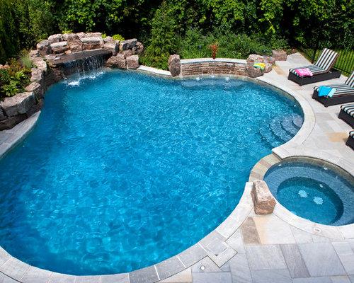 Kidney Shaped Pool Houzz