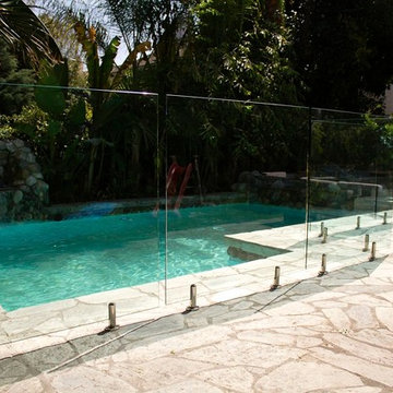 Glass Pool Fencing 1