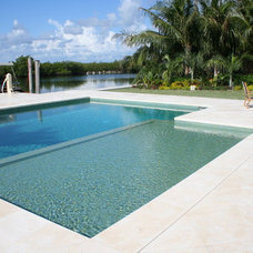 contemporary pool by Foreverpools