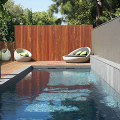 contemporary pool by Neptune Swimming Pools