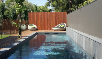 Glen Iris deck pool