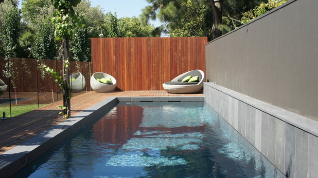 Small Swimming Pool Design | The Ultimate Guide | Houzz