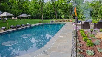 Glenmoore Pool Deck & Patio