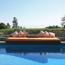 Modern Pool by Globus Builder