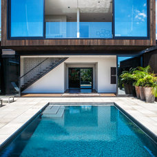 Contemporary Pool by Dorrington Atcheson Architects