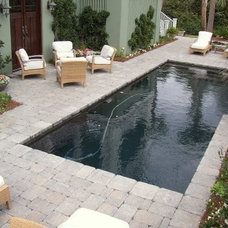 Pool by PaverScape