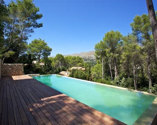 Fotos de piscinas dise os de piscinas r sticas - Piscinas rusticas ...