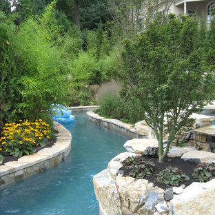 Green Brook Concrete Lazy River