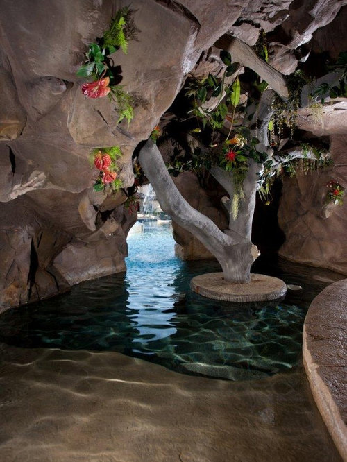 Grotto Houzz