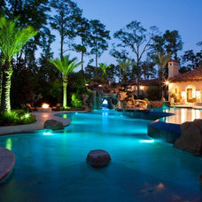 Tropical Pool by Marquise Pools