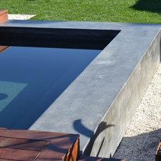 Modern Pool by Grounded - Richard Risner RLA, ASLA