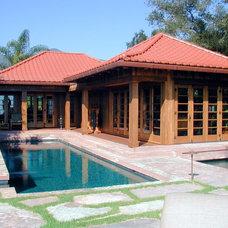 Asian Pool by Mark Wryan Design