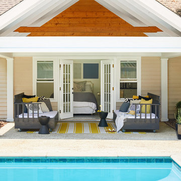 Guest House - Pool House