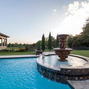 Gunite Pool and Fountains