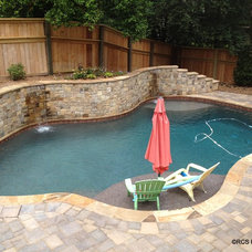 Traditional Pool by RCS Pool and Spa
